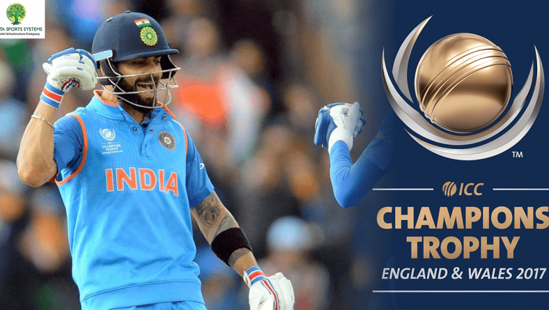 ICC Champions Trophy 2017: India set up title clash with Pakistan