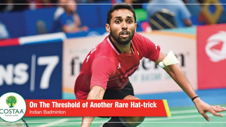 Indian badminton on the threshold of another rare hat-trick