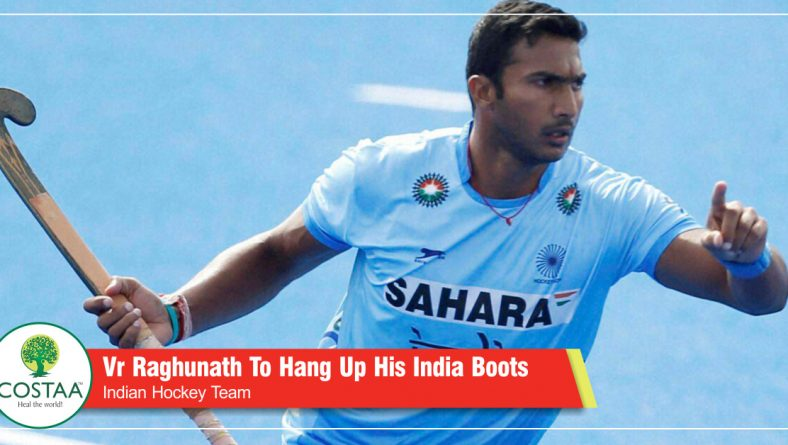 VR Raghunath to hang up his India boots